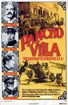 Pancho Villa - Movie Poster (xs thumbnail)