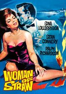 Woman of Straw - DVD movie cover (xs thumbnail)