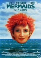 I've Heard the Mermaids Singing - German Movie Poster (xs thumbnail)