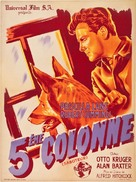 Saboteur - French Movie Poster (xs thumbnail)