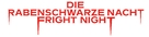 Fright Night - German Logo (xs thumbnail)