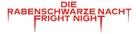 Fright Night - German Logo (xs thumbnail)