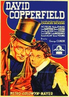 The Personal History, Adventures, Experience, & Observation of David Copperfield the Younger - Spanish Movie Poster (xs thumbnail)