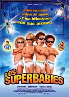 SuperBabies: Baby Geniuses 2 - Spanish Movie Poster (xs thumbnail)