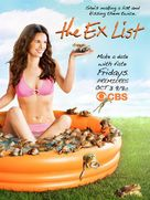 """""""The Ex List"""" - Movie Poster (xs thumbnail)"""
