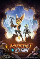 Ratchet and Clank - Spanish Movie Poster (xs thumbnail)