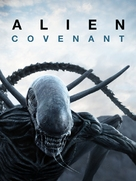 Alien: Covenant - Movie Cover (xs thumbnail)