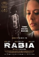 Rabia - Colombian Movie Poster (xs thumbnail)