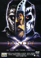 Jason X - Spanish Movie Cover (xs thumbnail)