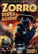 Zorro Rides Again - DVD cover (xs thumbnail)