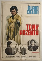 Tony Arzenta - Argentinian Movie Poster (xs thumbnail)