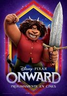 Onward - Spanish Movie Poster (xs thumbnail)