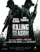 Killing Season - Movie Poster (xs thumbnail)