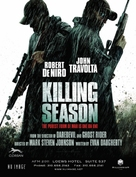Killing Season - Movie Poster (xs thumbnail)