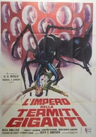 Empire of the Ants - Italian Movie Poster (xs thumbnail)