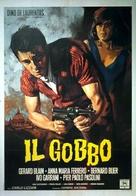 Il gobbo - Italian Movie Poster (xs thumbnail)