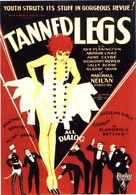 Tanned Legs - Movie Poster (xs thumbnail)