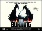 The Burning - British Re-release poster (xs thumbnail)