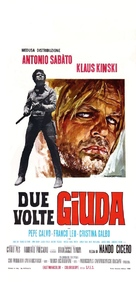 Dos veces Judas - Italian Movie Poster (xs thumbnail)