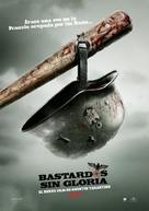 Inglourious Basterds - Mexican Movie Poster (xs thumbnail)