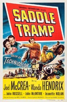 Saddle Tramp - Movie Poster (xs thumbnail)