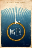Big Fish - Movie Poster (xs thumbnail)
