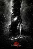The Dark Knight Rises - Ukrainian Movie Poster (xs thumbnail)