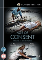 Age of Consent - British Movie Cover (xs thumbnail)