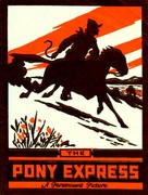 The Pony Express - Movie Poster (xs thumbnail)