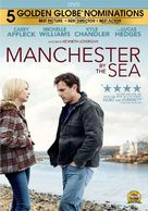 Manchester by the Sea - DVD movie cover (xs thumbnail)
