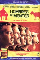 The Men Who Stare at Goats - Argentinian DVD cover (xs thumbnail)