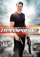"""Transporter: The Series"" - DVD movie cover (xs thumbnail)"