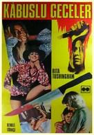Straight on Till Morning - Turkish Movie Poster (xs thumbnail)