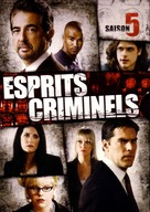 """Criminal Minds"" - French DVD movie cover (xs thumbnail)"