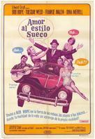 I'll Take Sweden - Spanish Movie Poster (xs thumbnail)