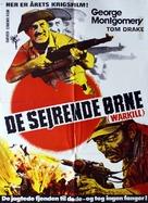 Warkill - Danish Movie Poster (xs thumbnail)