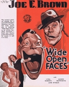 Wide Open Faces - poster (xs thumbnail)