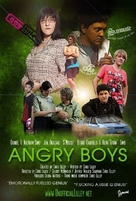 """""""Angry Boys"""" - Movie Poster (xs thumbnail)"""