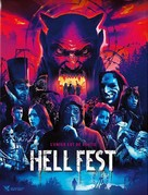 Hell Fest - French DVD cover (xs thumbnail)