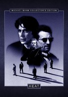 Heat - German DVD movie cover (xs thumbnail)