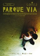Parque vía - Spanish Movie Poster (xs thumbnail)