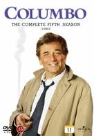 """Columbo"" - Norwegian DVD movie cover (xs thumbnail)"