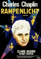 Limelight - German Movie Poster (xs thumbnail)