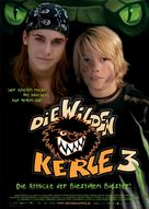 Die wilden Kerle 3 - German poster (xs thumbnail)