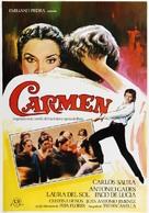 Carmen - Spanish Movie Poster (xs thumbnail)