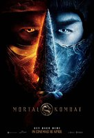 Mortal Kombat - South African Movie Poster (xs thumbnail)