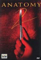 Anatomie 2 - Italian Movie Cover (xs thumbnail)