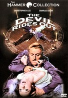 The Devil Rides Out - DVD cover (xs thumbnail)