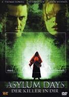 Asylum Days - German Movie Cover (xs thumbnail)