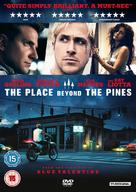The Place Beyond the Pines - British DVD movie cover (xs thumbnail)